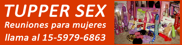 Banner Sex shop en Bernal